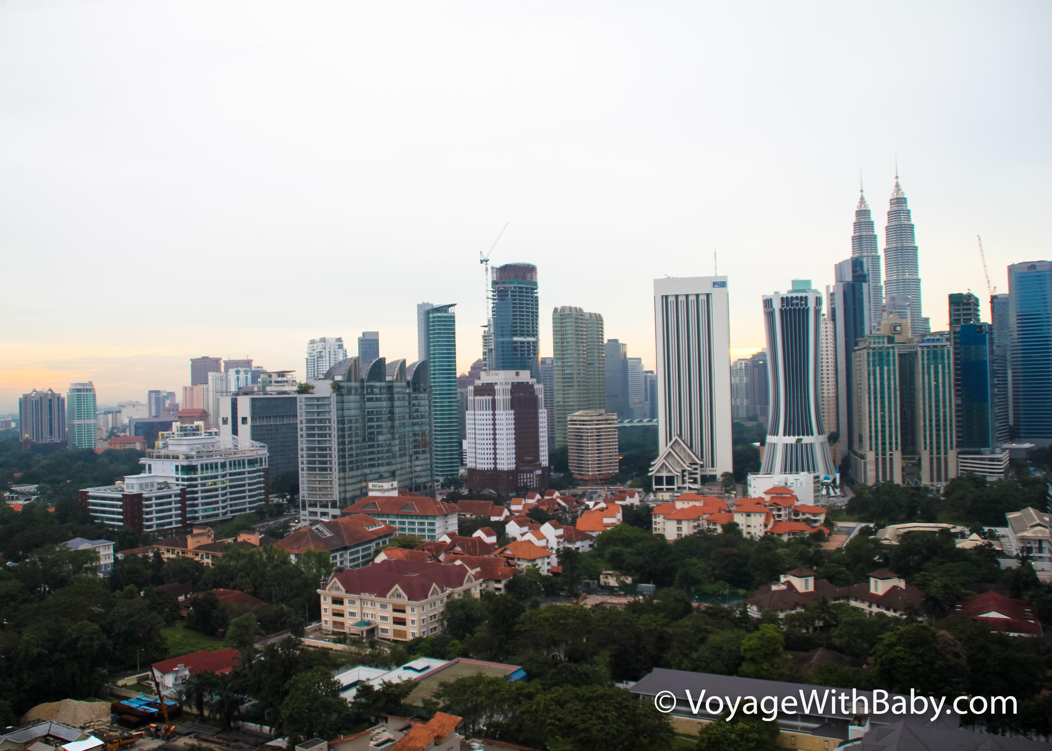 Перелет Абу-Даби - Куала Лумпур