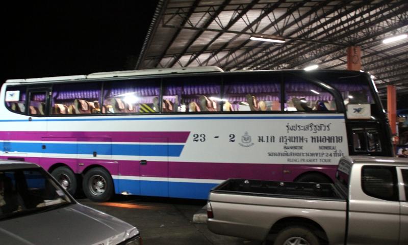VIP автобус Таиланд