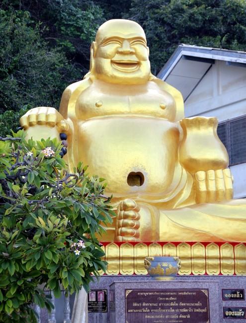 Пузатый Будда