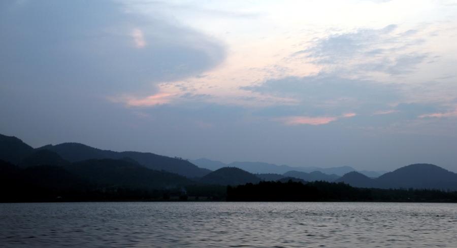 озеро Каенг Крачан