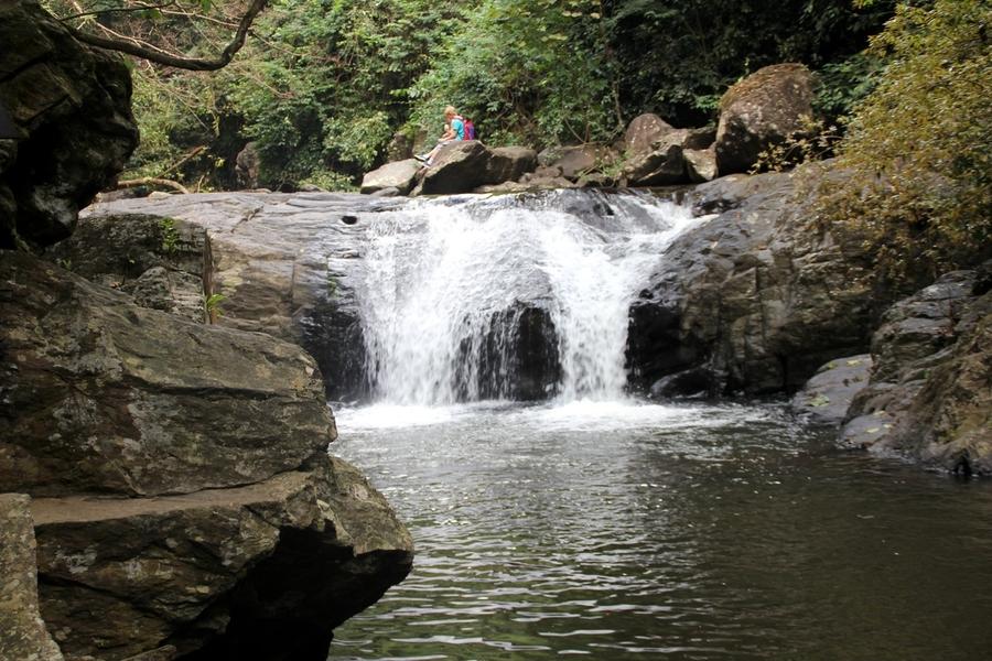 Водопад Па Ла-У