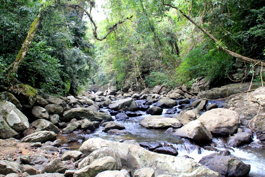 Pa La-U Waterfall
