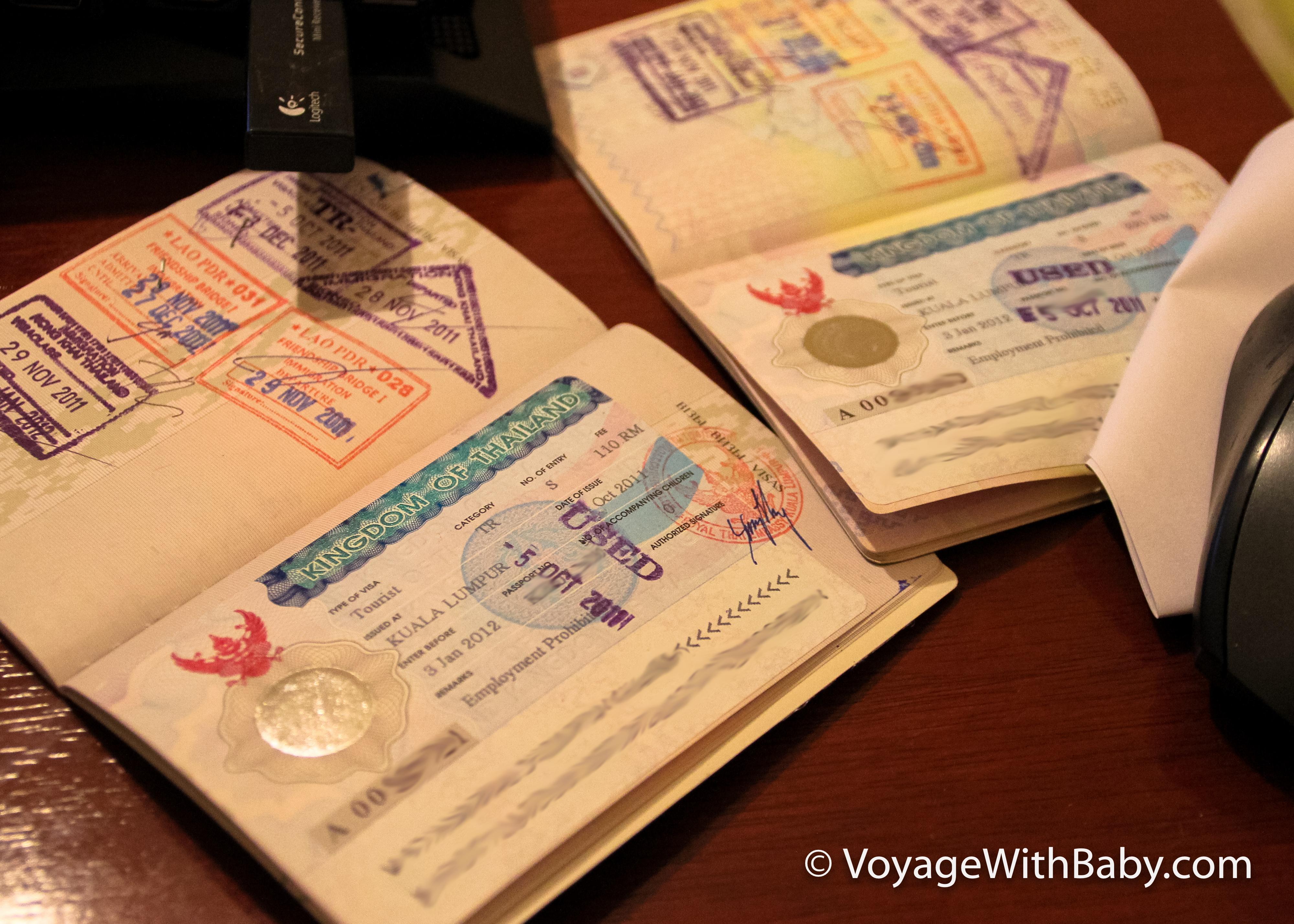 Получение тайской визы в Куала Лумпуре