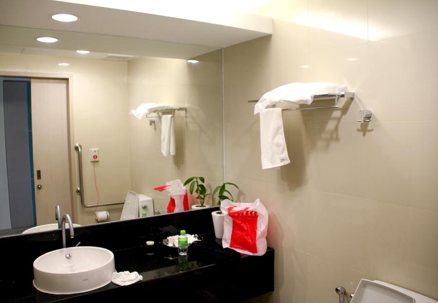 Ванная в Bangkok Hospital Hua Hin