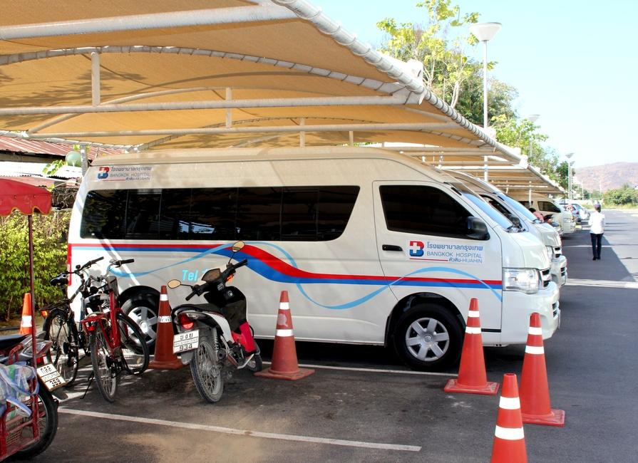 Bangkok Hospital Emergency
