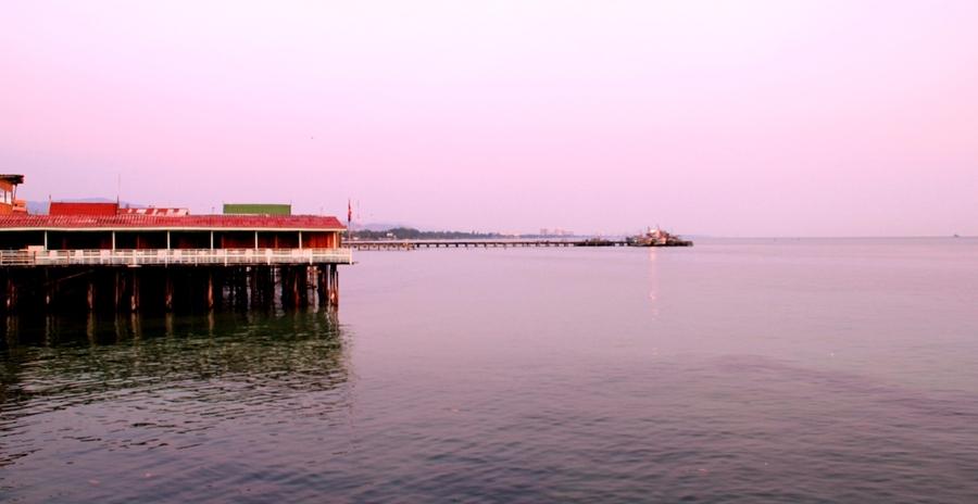 Рассвет в Хуа Хине