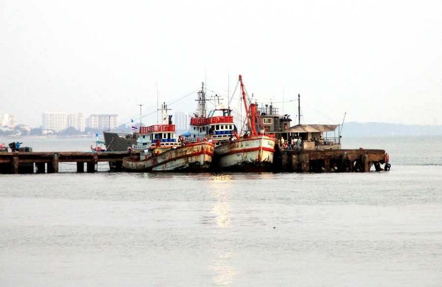 Тайские корабли