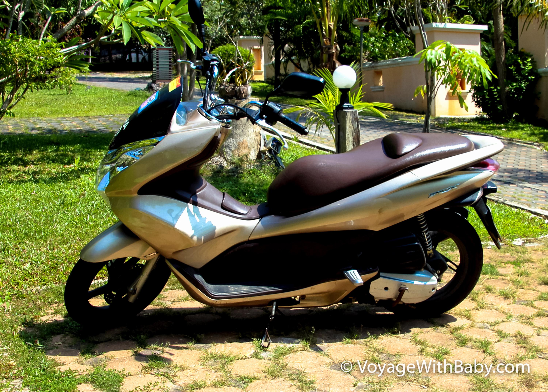 Как купить мотобайк в Таиланде
