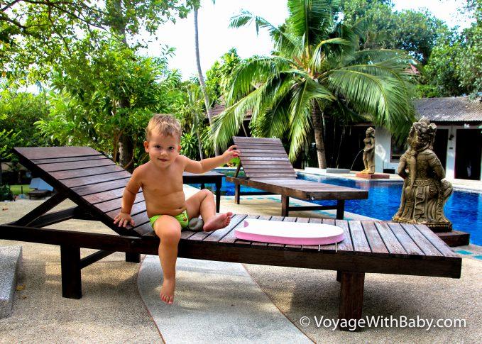 Путешествия и режим ребенка