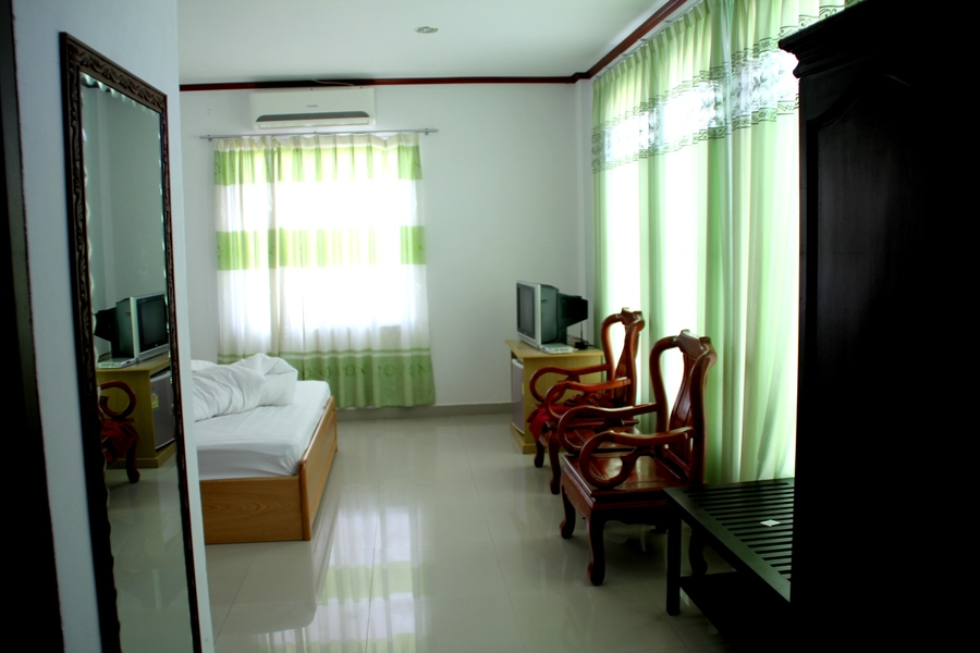 Douang Pra Seuth hotel