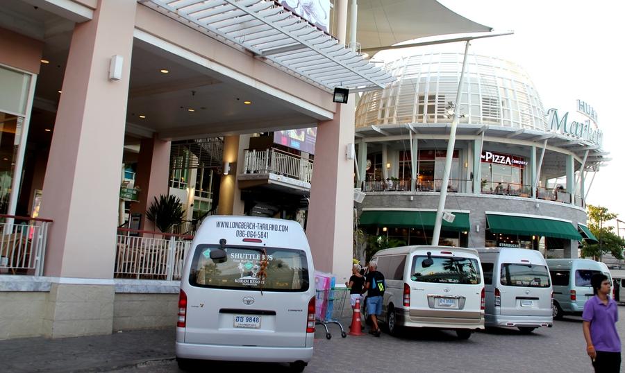 Маркет Вилладж в Хуа Хине
