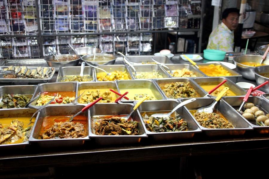 Тайская еда. Блюда тайской кухни