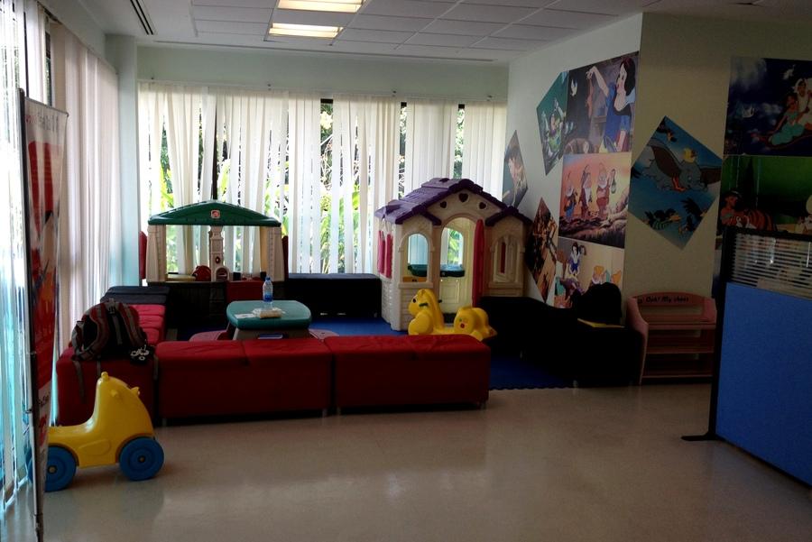 Bangkok Hospital Samui Pediatric Department