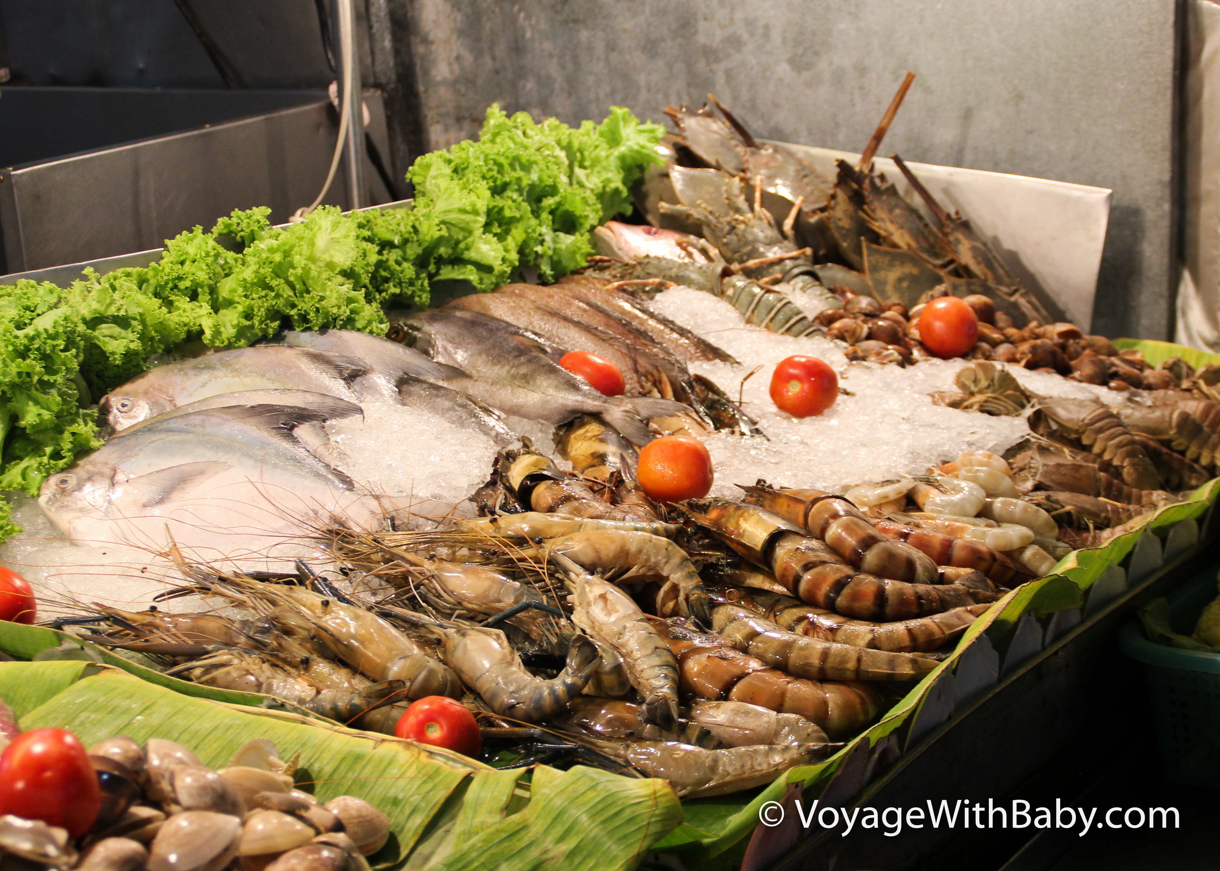 Рынки в Таиланде