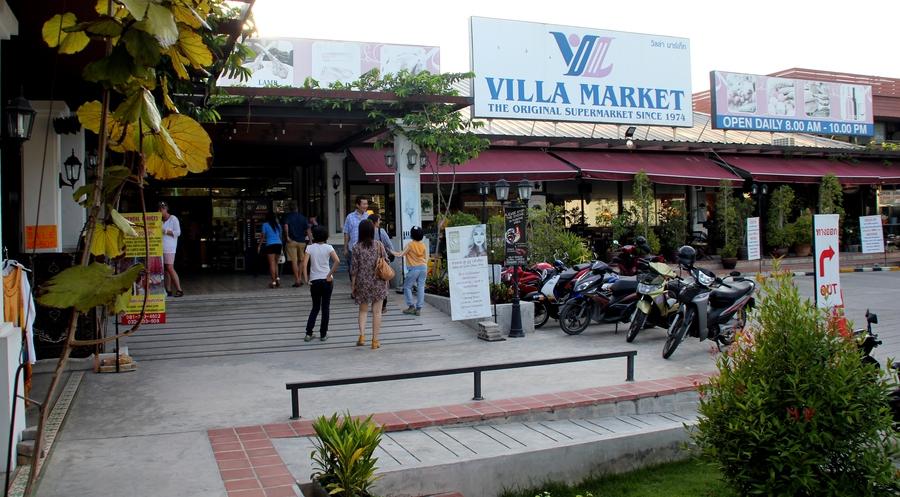 Villa Market Hua Hin