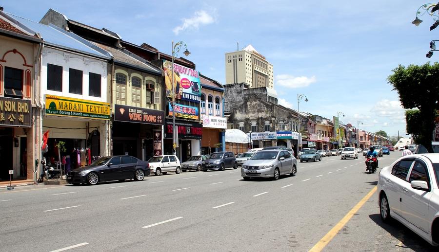 Alor Setar (Алор Сетар), Малайзия