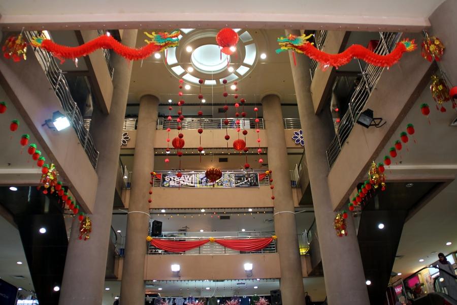 торговый центр в Алор Сетар