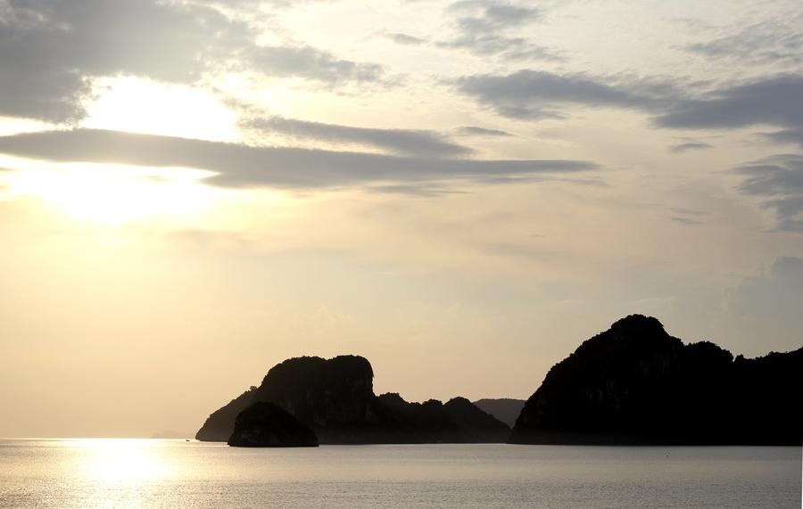 Рассвет в Тайланде