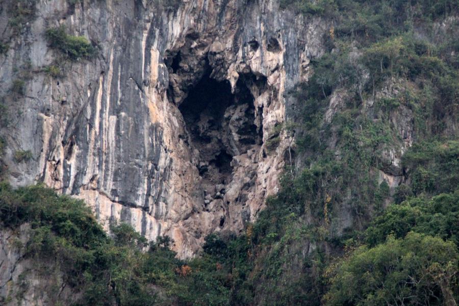 Пещера летучих мышей в Хуа Хине