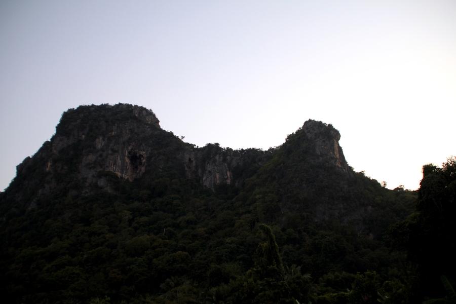Гора летучих мышей