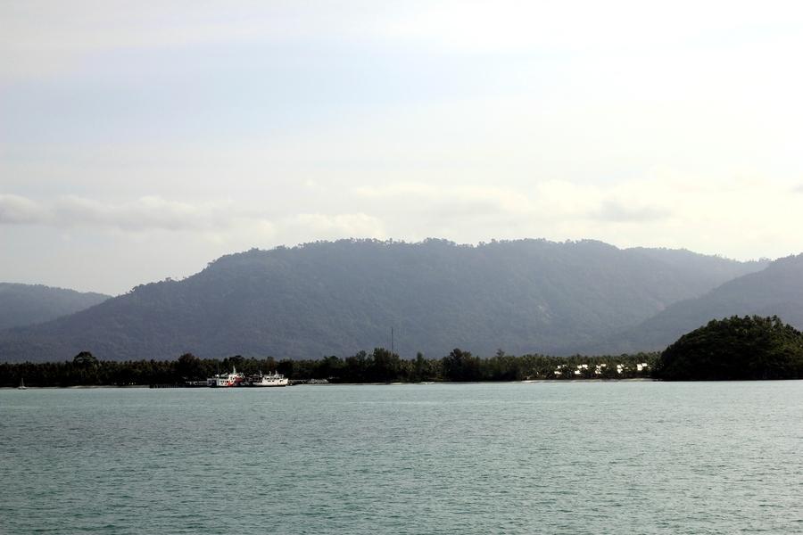 Остров Самуи Липа Нои
