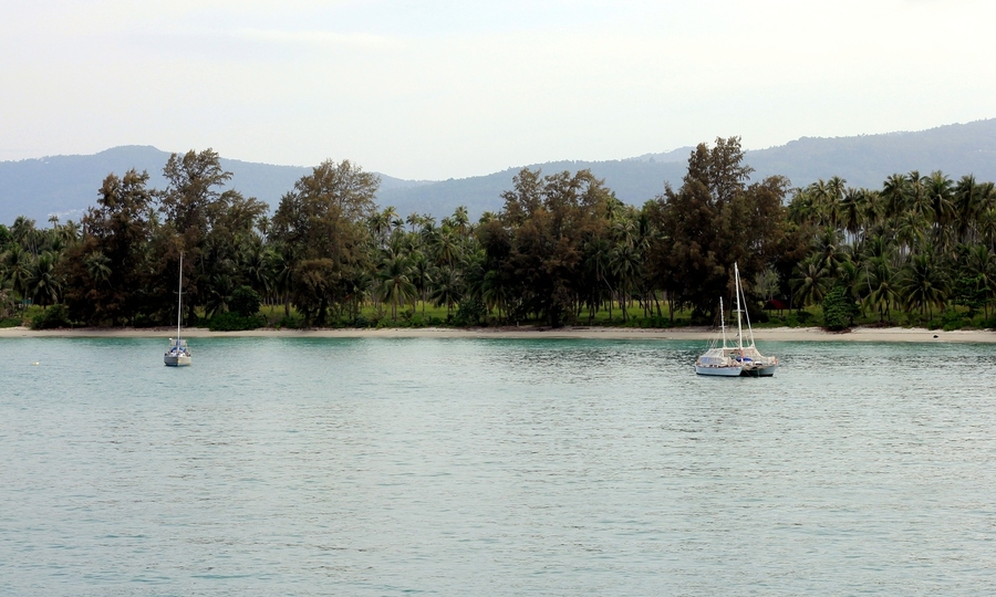 Остров Ко Самуи Липа Нои