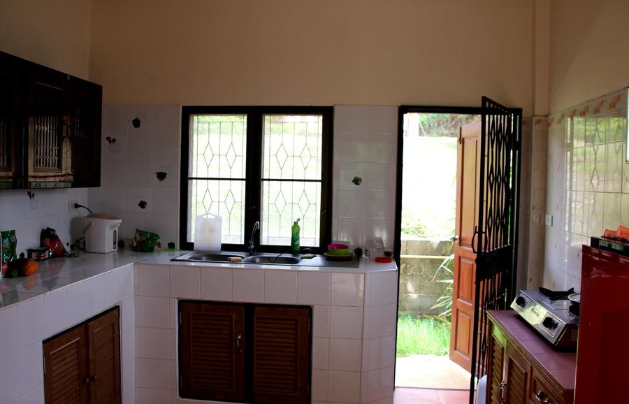 кухня в тайском стиле