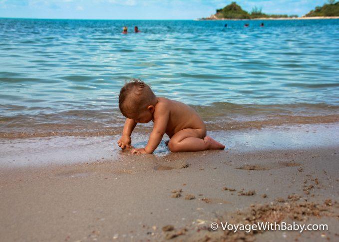Пляж Чоенг Мон на Самуи