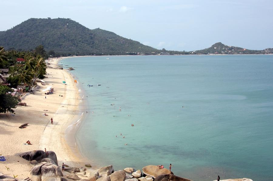 Lamai Beach (Пляж Ламаи) на Самуи