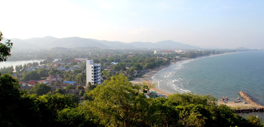 Пляж Сай Ной (Sai Noi), Хуа Хин