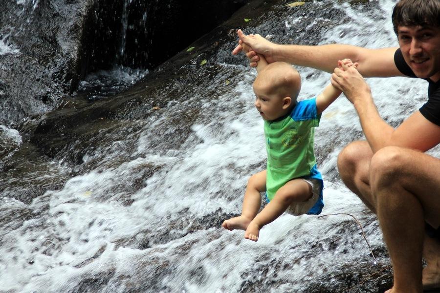 Водопад Палау, Таиланд