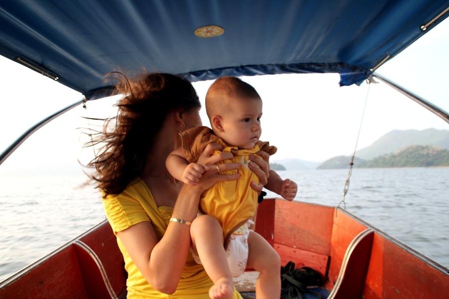 Озеро Каенг Крачан, Таиланд