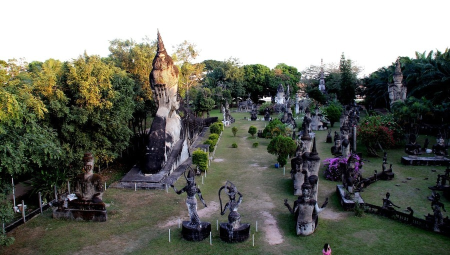 Вьентьян, Лаос