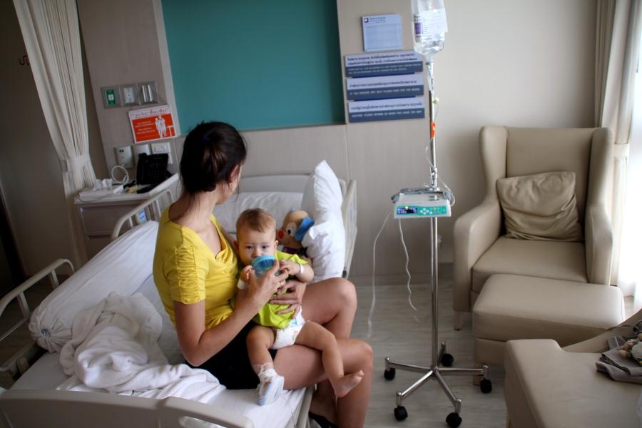 Больница в Таиланде