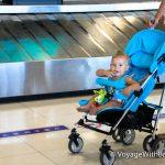 Перелет с ребенком в 1 год