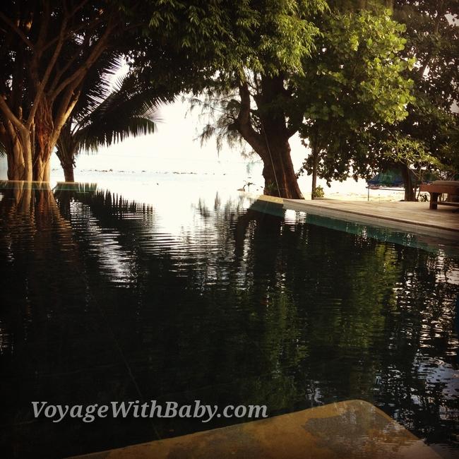 Отель на пляже Чоенг Мон