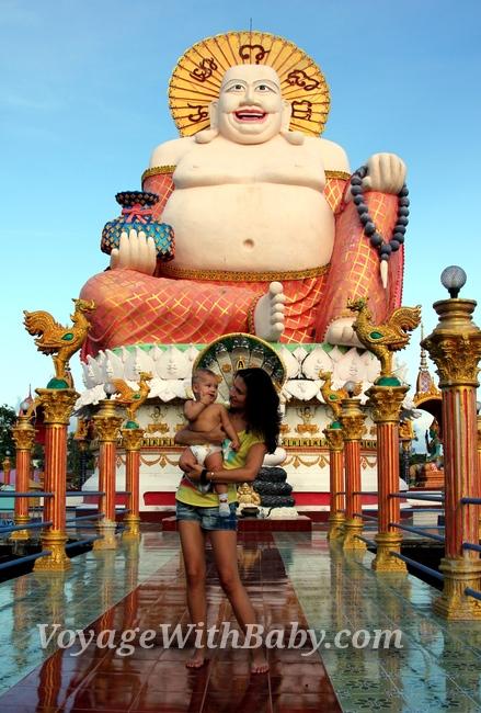 Счастливый Будда на Самуи