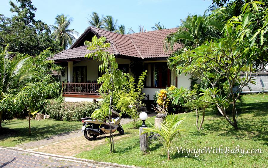 Наш дом на Самуи в Panya Samui