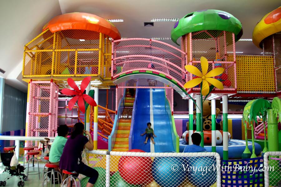Парк развлечений Dream World в Бангкоке