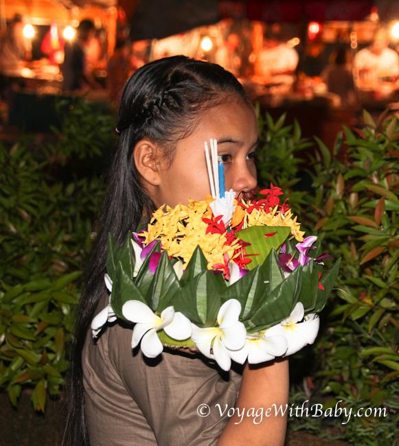 Лой Кратонг на Самуи (Loi Krathong)