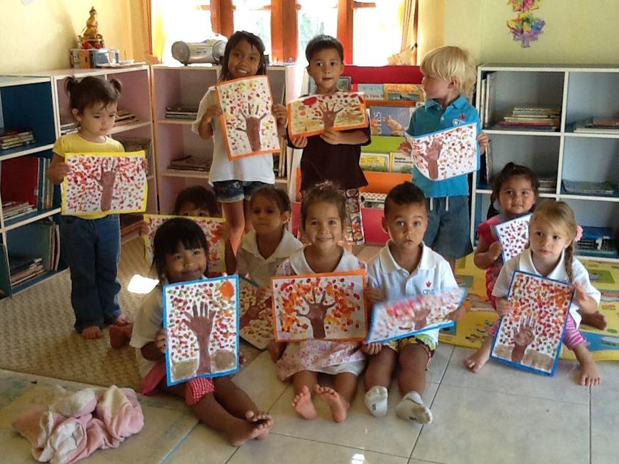Канадский детский садик на Самуи