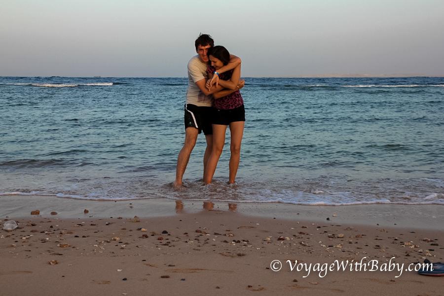 Египет на 5 месяце беременности