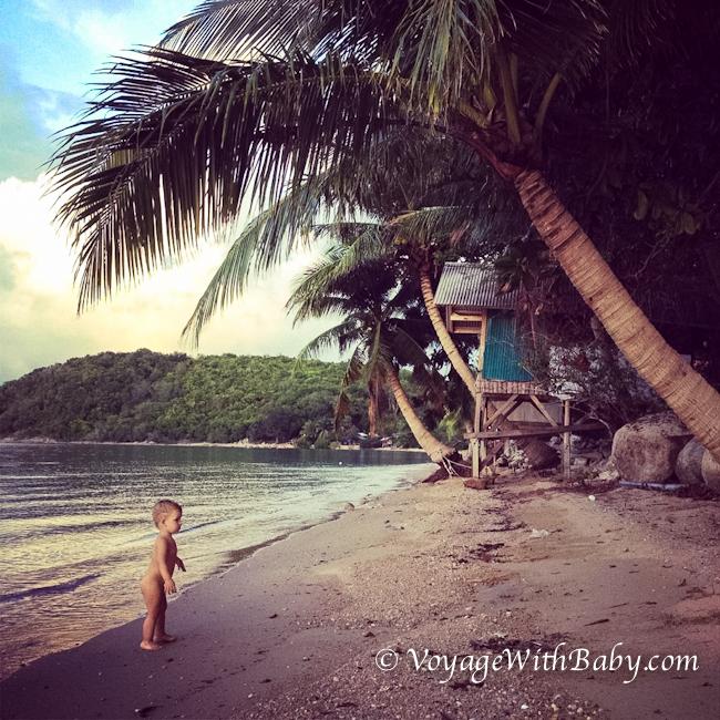 Остров Самуи, пляж БоПут