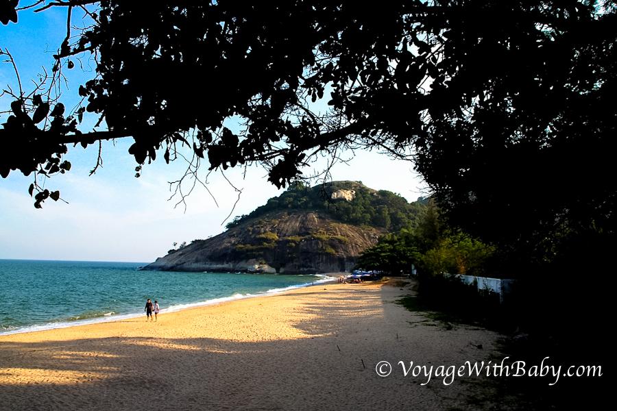 Хуа Хин, пляж Сай Ной