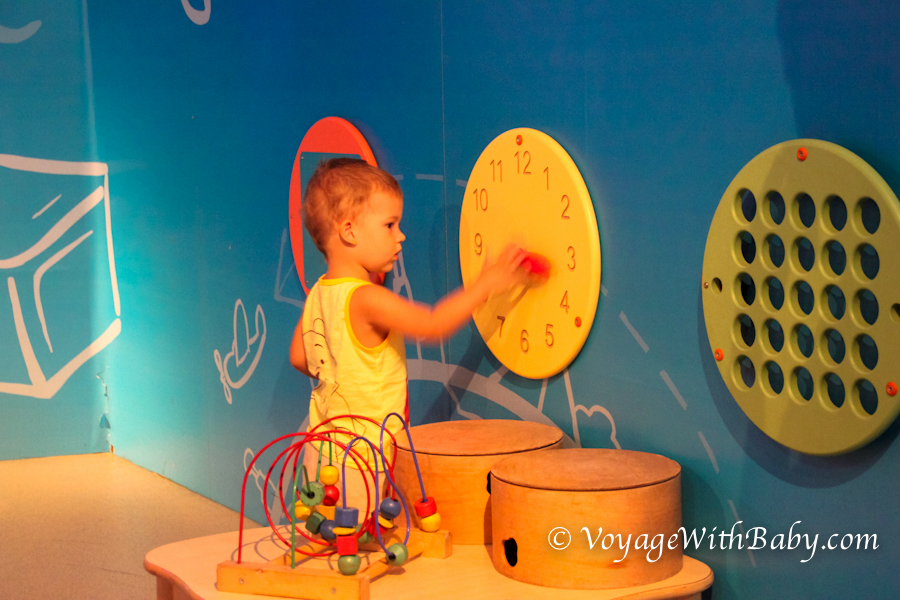 Petrosains - The Discovery Centre в Куала Лумпур