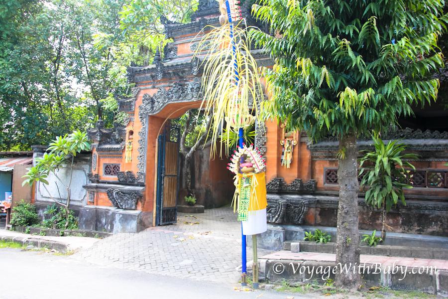 Праздник Галунган на Бали