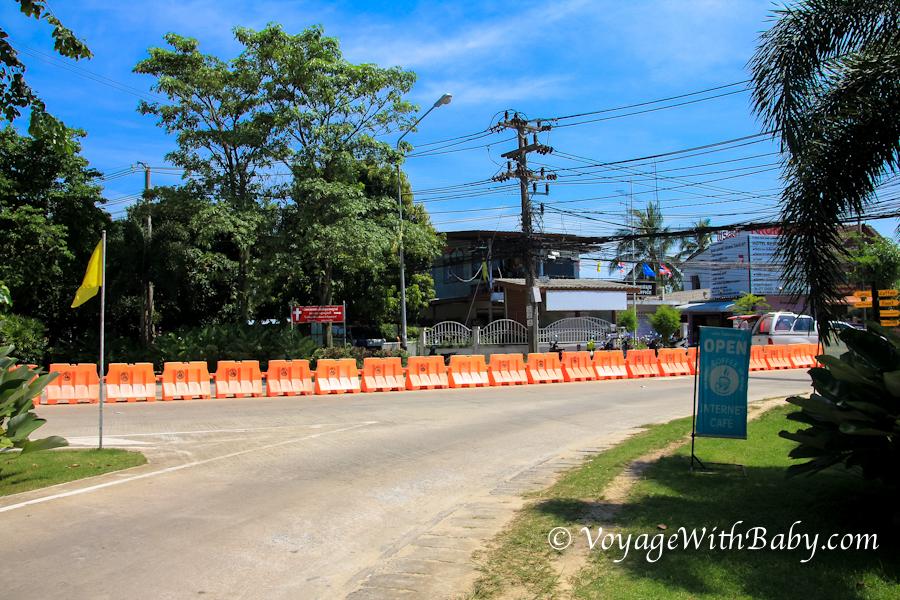 Продление тайской визы на Самуи в Immigration Office