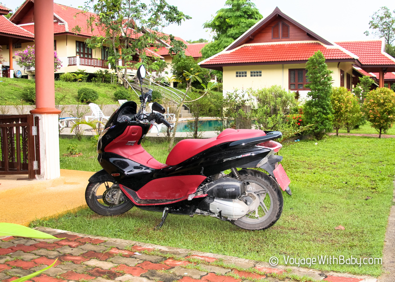 Как продать байк в Таиланде