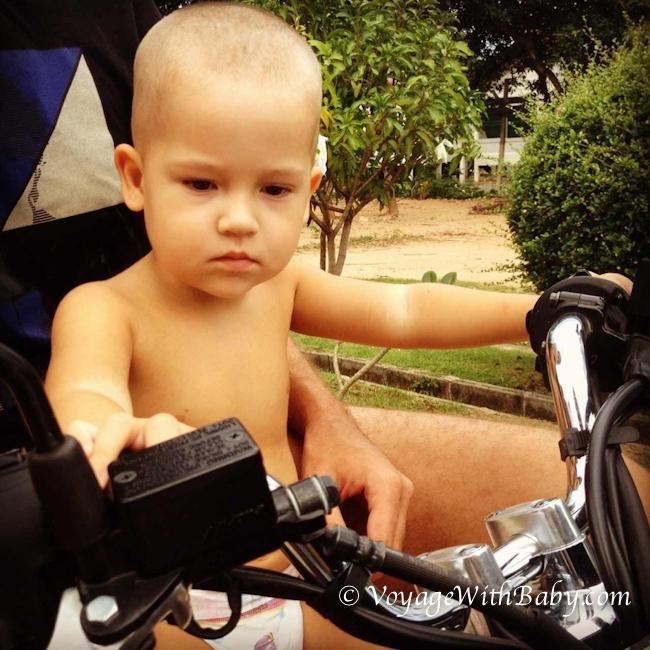 Как продать мотобайк в Таиланде