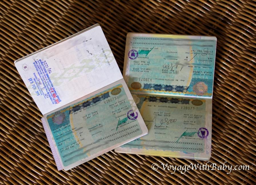 индонезийская виза в Куала Лумпуре